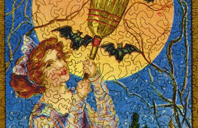 The Witching Hour - Liberty Puzzles - 8