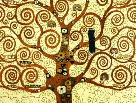 Klimt Tree of Life - Liberty Puzzles - 3