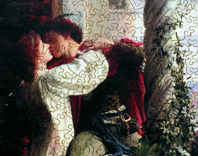 Romeo and Juliet - Liberty Puzzles - 7