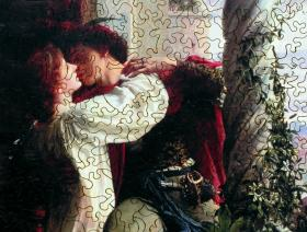 Romeo and Juliet - Liberty Puzzles - 3