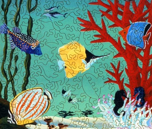 Coral Reef - Liberty Puzzles - 8