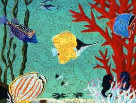 Coral Reef - Liberty Puzzles - 3