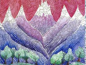 Mountain Majesty - Liberty Puzzles - 3
