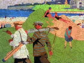 St. Andrews - Liberty Puzzles - 3
