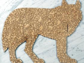Wolf - Liberty Puzzles - 4