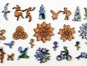 Nantucket Basket - Liberty Puzzles - 4