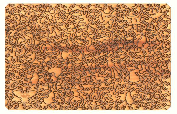 Thanksgiving Postcard - Liberty Puzzles - 9