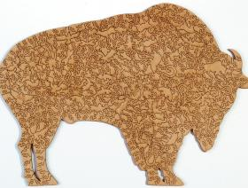 Bison - Liberty Puzzles - 4