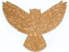 Great Horned Owl - Liberty Puzzles - 4