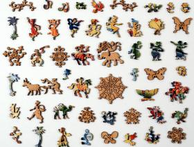 Procession of Akbar, King of the Mughals - Liberty Puzzles - 5