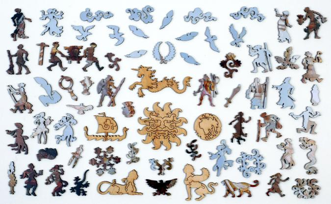 Consummation of Empire - Liberty Puzzles - 10