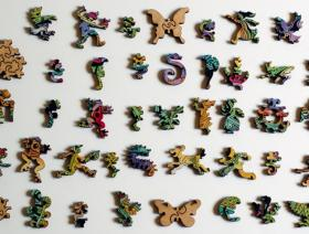 Frog - Liberty Puzzles - 5