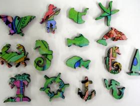 Seahorse - Liberty Puzzles - 5