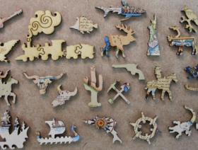 Map of America's Making - Liberty Puzzles - 5