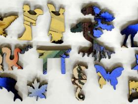 Armor-Hanging Pine - Liberty Puzzles - 5