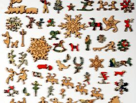 The Night Before Christmas - Liberty Puzzles - 5