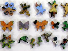Street in Tahiti Small - Liberty Puzzles - 5