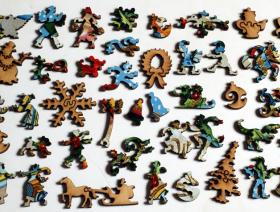 Santa's Toy Collection - Liberty Puzzles - 5