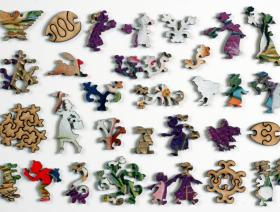 Hoppy Easter - Liberty Puzzles - 5