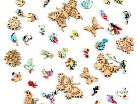 Butterflies - Liberty Puzzles - 5