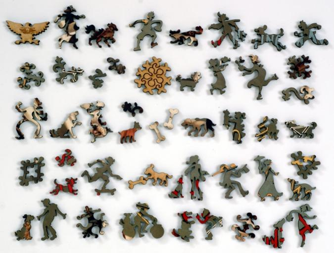 New England Kennel Club - Liberty Puzzles - 10