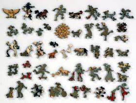 New England Kennel Club - Liberty Puzzles - 5