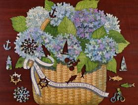 Nantucket Basket - Liberty Puzzles - 5