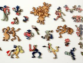 Uncle Sam's Celebration - Liberty Puzzles - 5