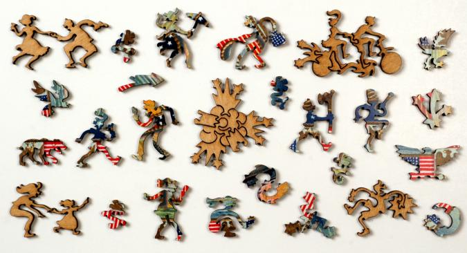 July 4, 1776 - Liberty Puzzles - 10