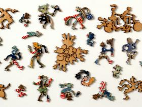 July 4, 1776 - Liberty Puzzles - 5