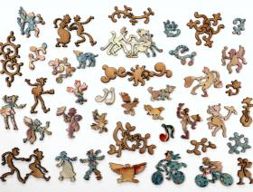 Forget-me-not - Liberty Puzzles - 5