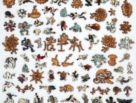 Varieties of Molluscs - Liberty Puzzles - 5