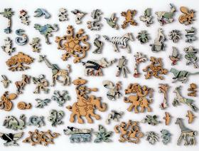 On the Ngare Ndare River - Liberty Puzzles - 5