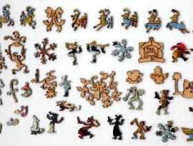 Woolson Spice Christmas No. 2 - Liberty Puzzles - 5
