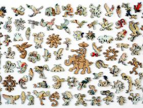 Birds of the Tropics - Liberty Puzzles - 5