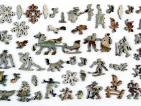 Central European Songbirds - Liberty Puzzles - 5