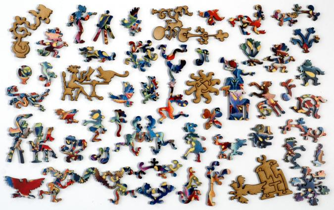 A Plethora of Cats - Liberty Puzzles - 10