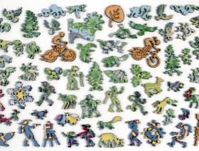 The Woods Walk, Crested Butte, Colorado - Liberty Puzzles - 5