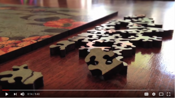 Time Lapse Puzzle Assembly