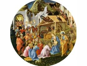 Adoration of the Magi - Wooden Jigsaw Puzzle