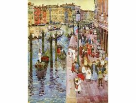 The Grand Canal - Wooden Jigsaw Puzzle