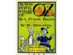 The Wizard of Oz Kids - Wooden Jigsaw Puzzle
