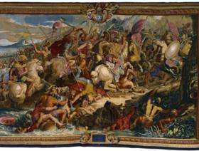 Battle of the Granicus - Wooden Jigsaw Puzzle