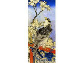 Falcon and the Cherry Tree - Wooden Jigsaw Puzzle