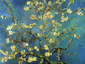 Almond Blossom - Wooden Jigsaw Puzzle