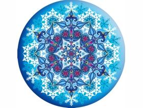 Snowflake - Wooden Jigsaw Puzzle
