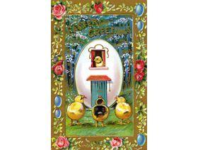 Easter Egg Cottage - Wooden Jigsaw Puzzle