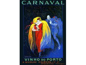 Carnaval - Wooden Jigsaw Puzzle