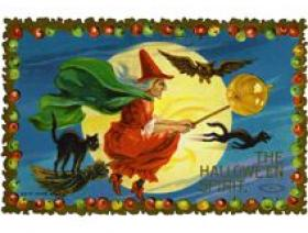 Halloween Spirit - Wooden Jigsaw Puzzle