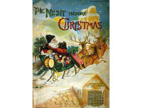 Kris Kringle Series - Wooden Jigsaw Puzzle